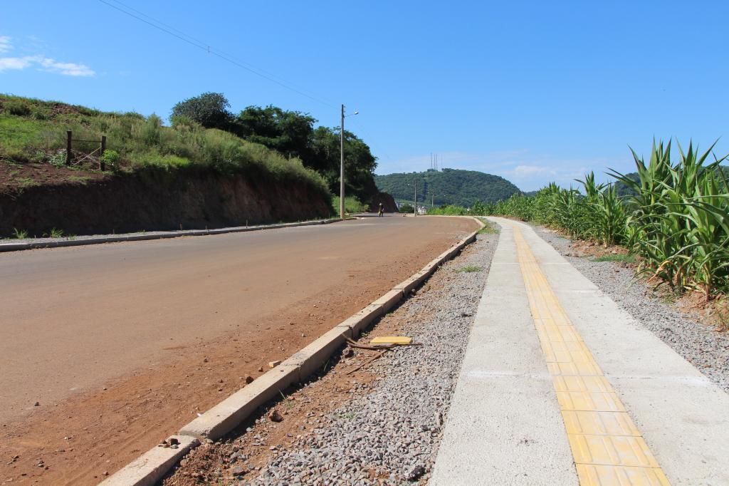 Administração continua realizando melhorias na infraestrutura