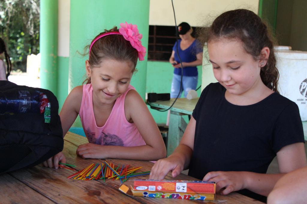 Imagem 8 - Segunda atividade do Uhuuu, tô de férias foi no XV de Novembro