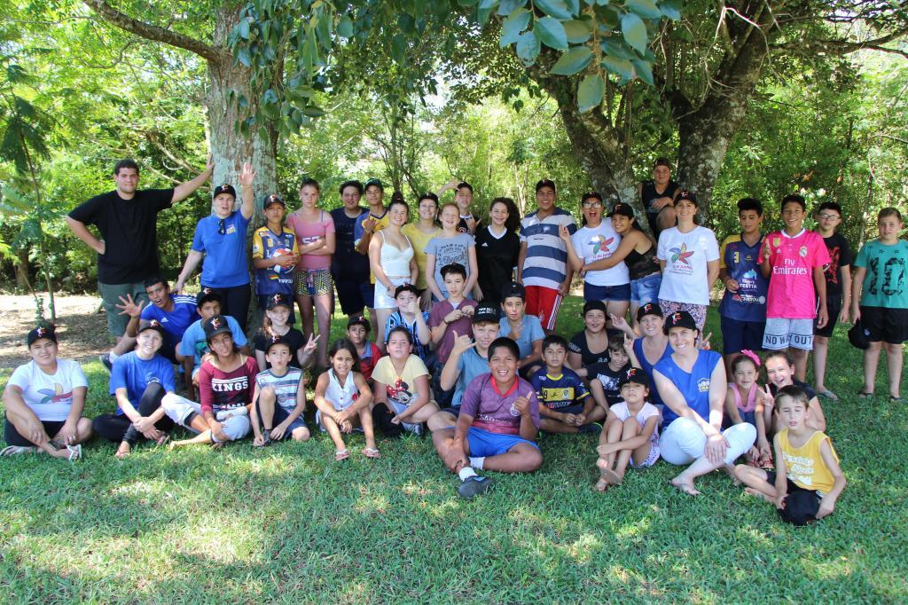 Segunda atividade do Uhuuu, tô de férias foi no XV de Novembro