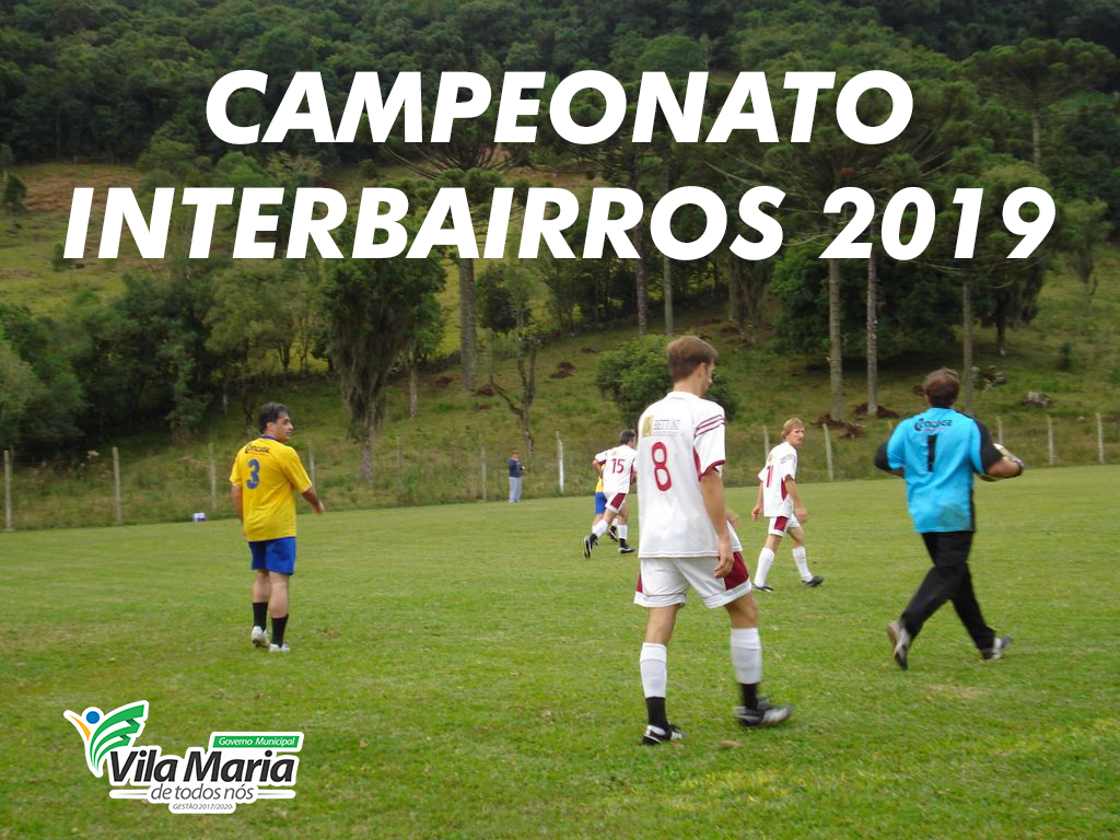 Interbairros inicia no...