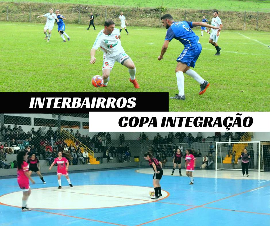 Campeonato Interbairros e...