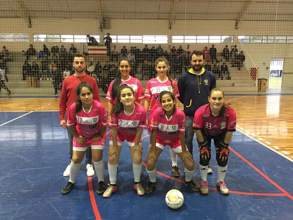 Imagem 1 - 10º Copa Integração Regional de Futsal