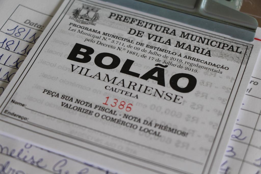 Bolão Vilamariense vai...