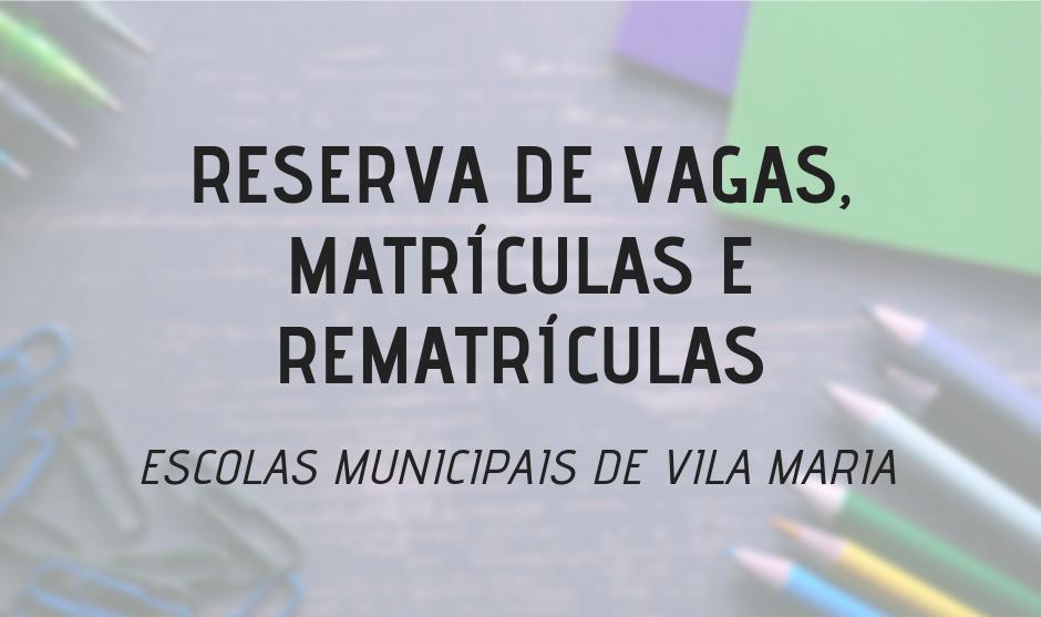 Escolas de Vila...