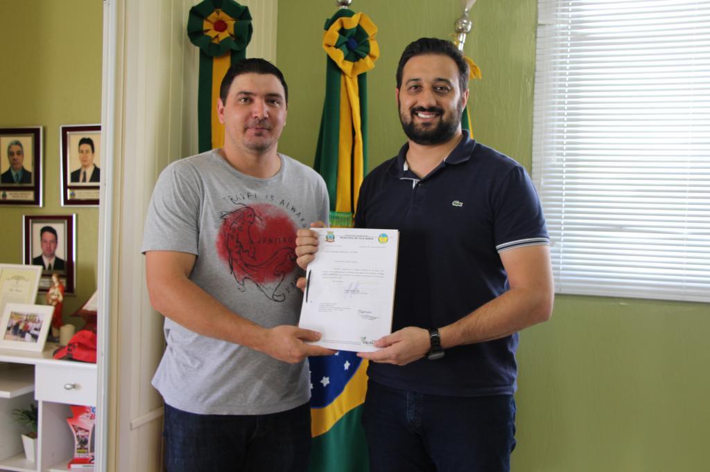 Administração entrega LOA 2020 ao Legislativo