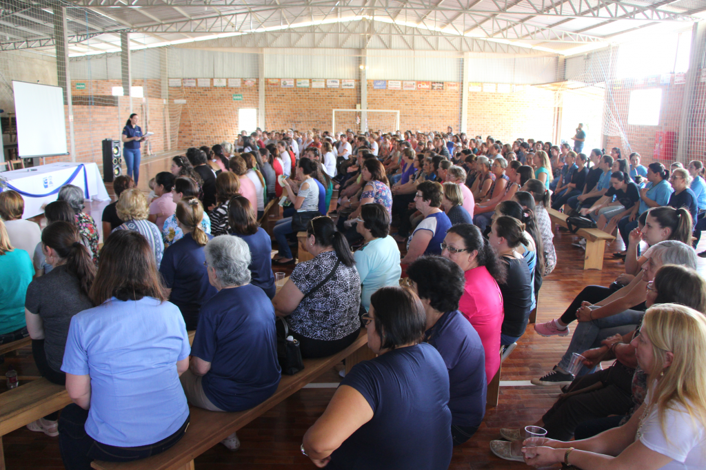 II Dia de Campo Microrregional Socioassistencial ocorreu no interior de Vila Maria