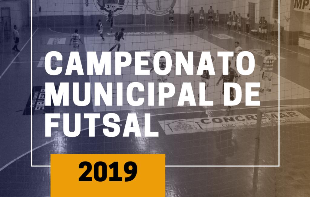 Campeonato Municipal de...