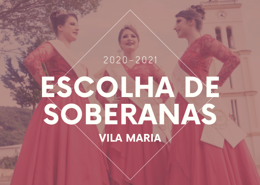 Escolha de Soberanas acontece em fevereiro