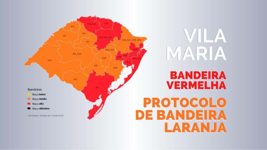 Vila Maria adota...