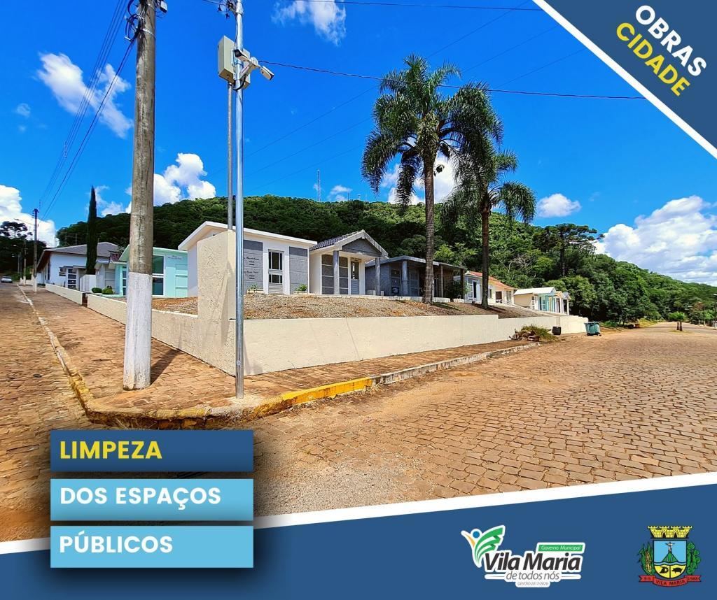 Imagem 6 - ATIVIDADES DA SECRETARIA DE OBRAS E VIAÇÃO NO PERÍMETRO URBANO
