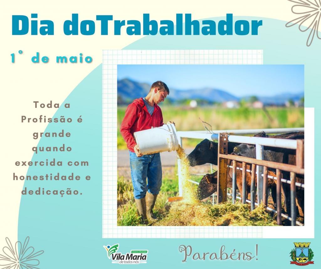 Imagem 6 - 1º DE MAIO DIA DO TRABALHADOR