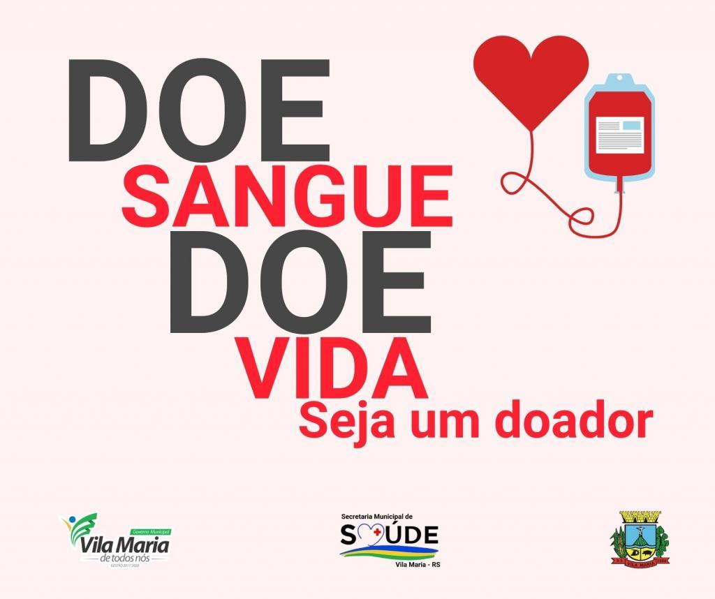 Doe Sangue! Doe...