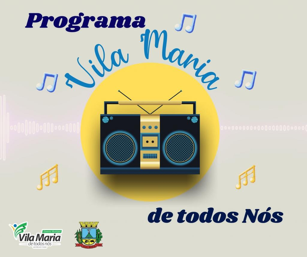 Imagem 1 - PROGRAMA VILA MARIA DE TODOS NÓS